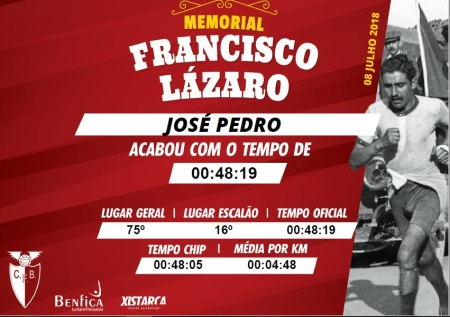 Memorial Francisco Lazaro